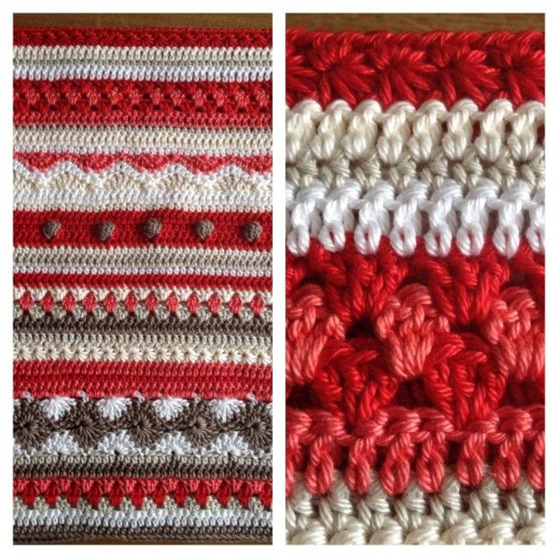 Crochet Along 2014 – week 13
