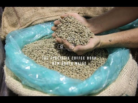 Book Trailer: The Specialty Coffee Book NSW - Smudge Eats