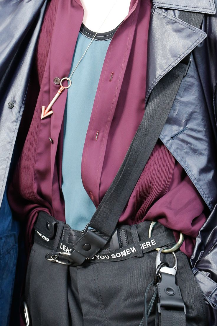 Lanvin Spring 2017 Menswear Accessories Photos - Vogue