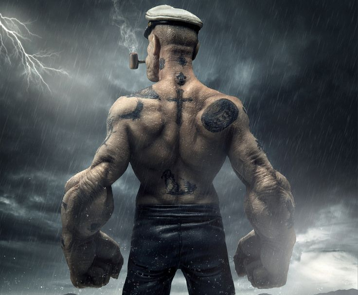 Popeye 2015 Movie Images #06374 | HD Wallpapers Images