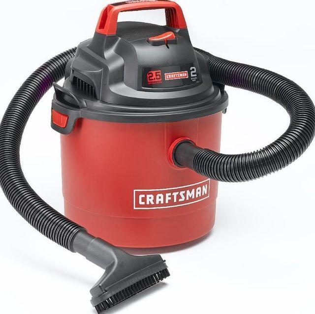 Craftsman Portable Vacuum $32.00