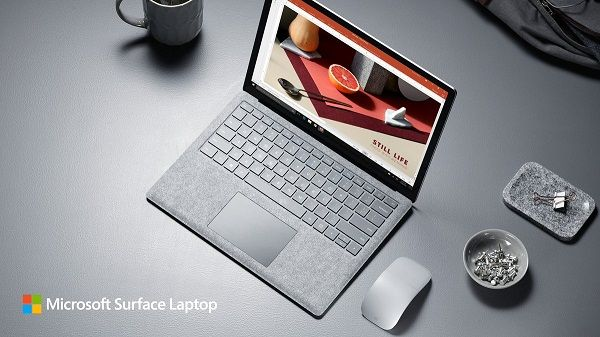 Microsoft Surface Laptop with Windows 10 S and 14.5 hours of battery life launched - Price Availability Specifications Videos. #Windows #Windows10 #Microsoft @MyAppsEden  #MyAppsEden