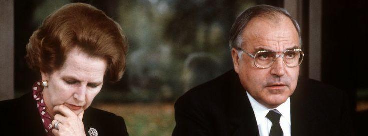 Britische Geheimprotokolle: Kohl wollte offenbar jeden zweiten Türken loswerden