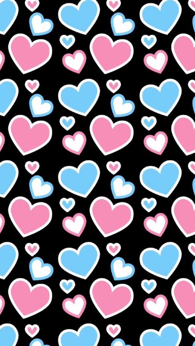 heart pattern wallpaper 9779 - photo #4