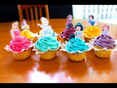 how to make a princess cake youtube