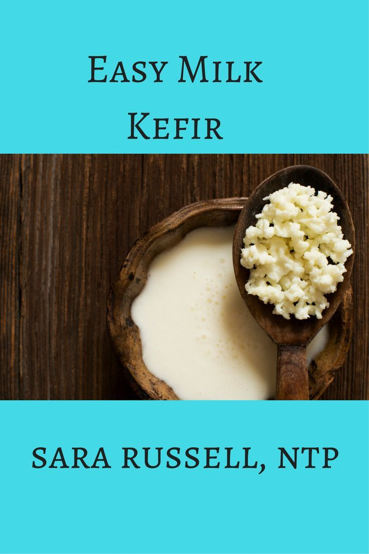 Milk kefir is a probiotic dairy product with a fascinating cultural history behind it. Get your starter from a friend today!