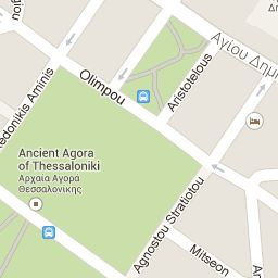 Thessaloniki Map   Tourist Guide Thessaloniki Night Life, History, Tavernas etc - Thessaloniki Info Guide