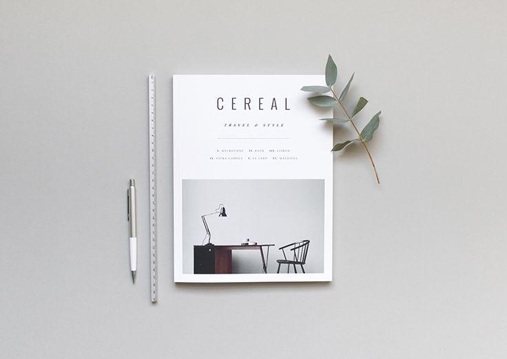 Cereal – Travel & Style Magazine