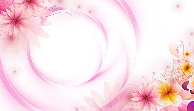 romantic pink flowers, Romantic, Flowers, Halo, Background image