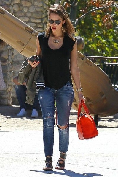 48 best kim kardashian jeans lookbook images on for Kim kardashian henley shirt