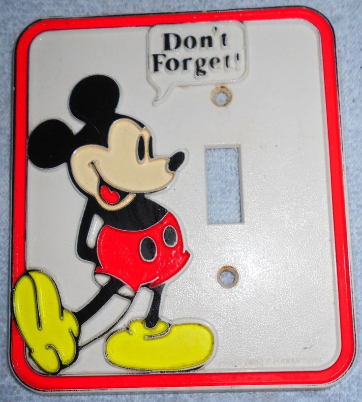 17 Best Ideas About Mickey Mouse Bedroom On Pinterest