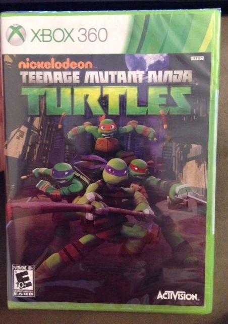 Teenage Mutant Ninja Turtles (TMNT) video game