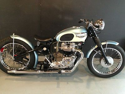 Triumph Motorcycles For Sale | Triumph : Other custom triumph bobber $13,900