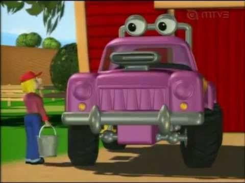 Lasten elokuva Tomi Traktori Omenasato.