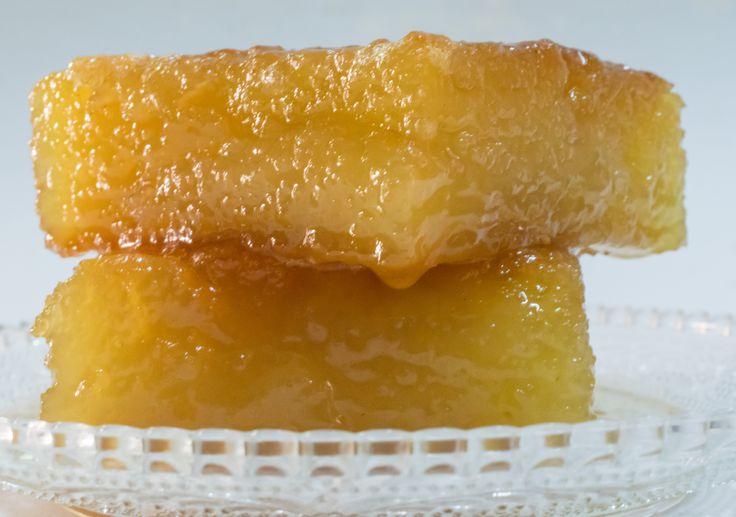 Μπακάλ Ρεβανί - Το ξεχασμένο Σερραϊκό γλυκό.