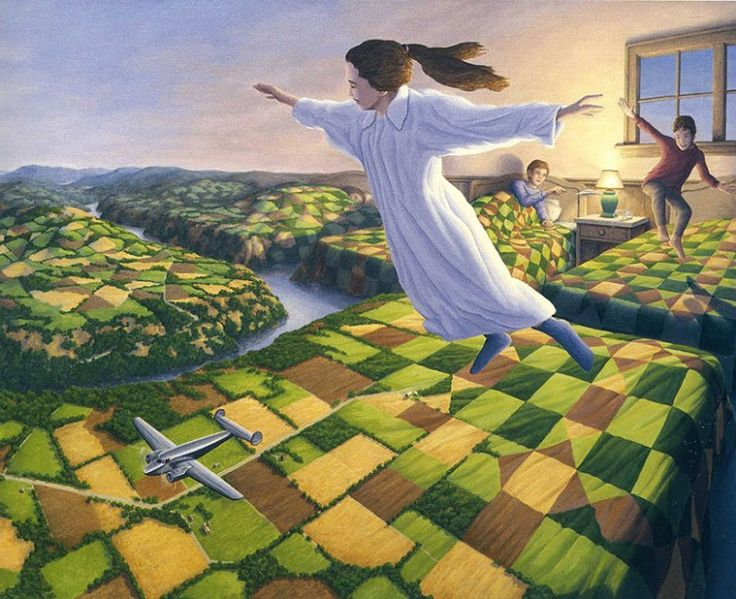 Iluzii Optice Rob Gonsalves