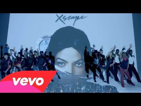 "This track, ""Love Never Felt So Good,"" is a remix off XSCAPE , a new album of previously unreleased Michael Jackson songs. It's pretty weird that this exists but at least we have Justin Timberlake. 