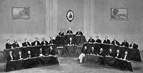 22 août 1864 Première convention de Genève marquant la naissance de la Croix Rouge
