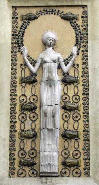 Prague - Art Nouveau Galore