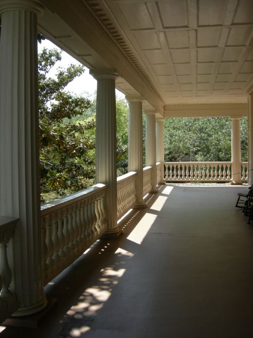 Deep wrap-around porch...the perfect place to live!