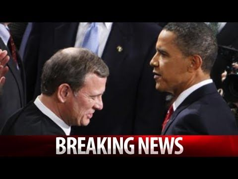 IN EPIC 6- 2 DECISION US SUPREME COURT DECLARES OBAMA VIOLATED THE CONST...
