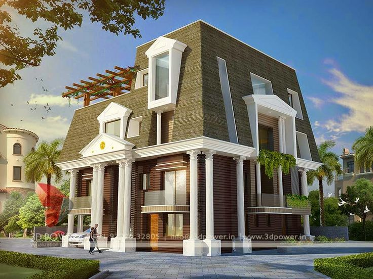 Modern Bungalow House Plans Open Concept One Storey