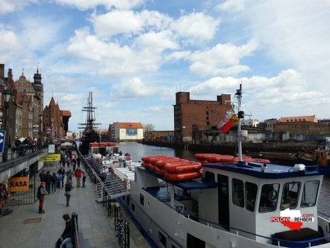 Gdansk, Polonya (Poland - Polska)