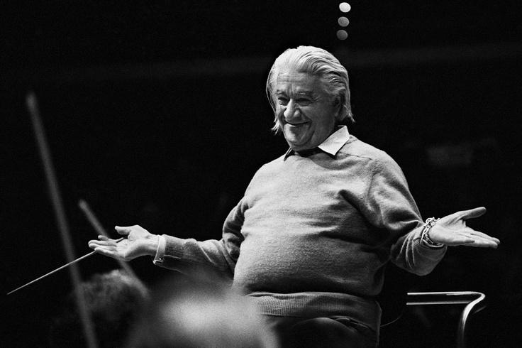 artichokes-hearts: (c) klaus rudolph: 20.01.1989: sergiu celibidache / philharmonie am gasteig / münchen