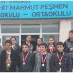 Mahmut Peşmen O.O Nevşehir'de Çorum'u Temsil Edecek
