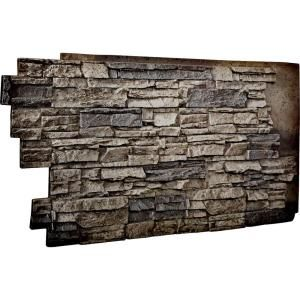 Ekena Millwork's Platinum Urethane Stacked Stone Wall Panel offers an informal appeal to architects and designers alike.