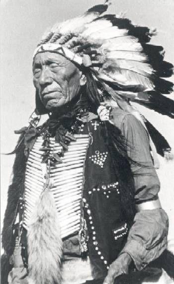 Black Elk, Oglala Sioux Spiritual Leader