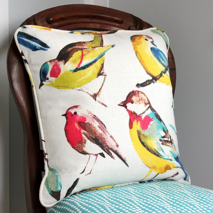 Envelope throw pillows are the easiest style of pillow to make. The overlapping pieces on the back make taking off the cover easy, so you can change up your décor any time you want. And for envelop...