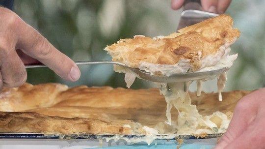 John Torode's perfect chicken pie
