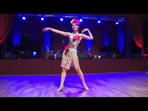 Fantastic Ksenia Parkhatskaya does the Charleston Dans Show at the Stockholm Tap Festival. 9/4 2012. Video by Evgenia Parhatskaja. (Teachers at the Festival:...