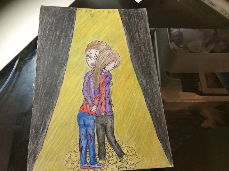 Look what my bestie did for me <3 so awesome!!