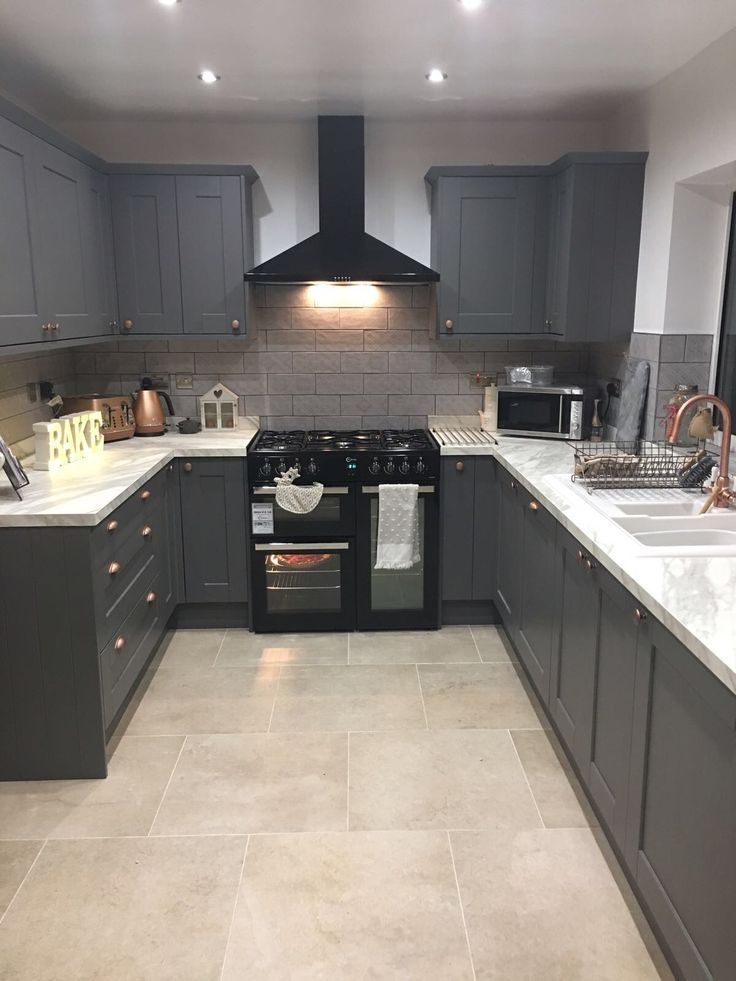 Image Result For Fairford Slate Grey Howdens Grey
