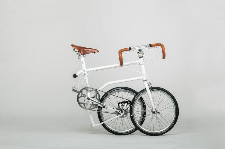 VELLO Bike: la primera bicicleta eléctrica autorecargable y plegable.