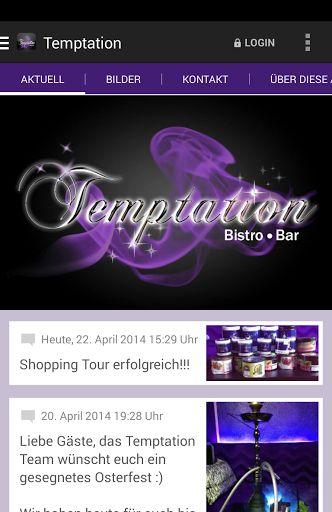 Fancy  Temptation ucbr ueBleib immer aktuell und erfahre mit