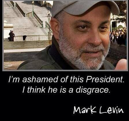 Mark Levin. One fabulous conservative thinker and writer of enlightening books on liberty and the real obama.