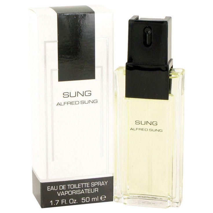 Alfred Sung Perfume By ALFRED SUNG/WOMEN-1.7 oz Eau De Toilette Spray #ALFREDSUNG