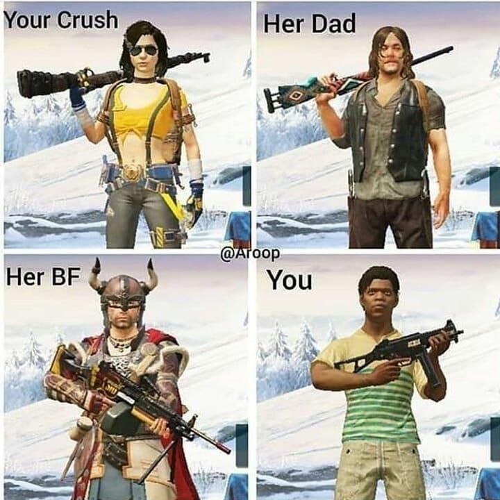 Pubg Memes Really Funny Memes Funny Memes Images Funny Gaming Memes