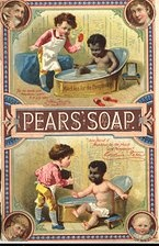 This is a UK advert by Pears Soap in the 1890s.