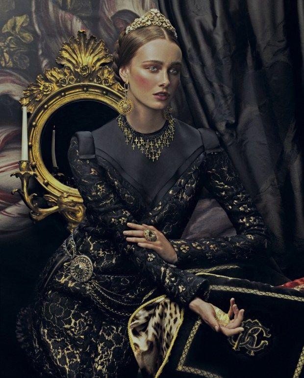Inspiration: Baroque Style | Чувство искусства