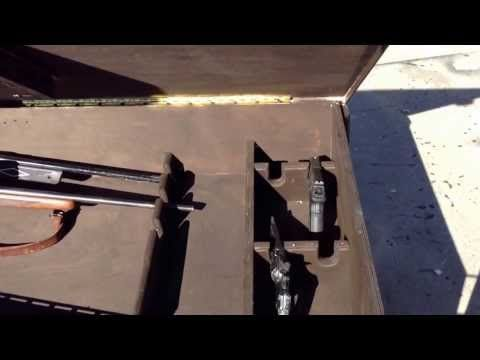 ▶ Coffee table / gun cabinet - YouTube