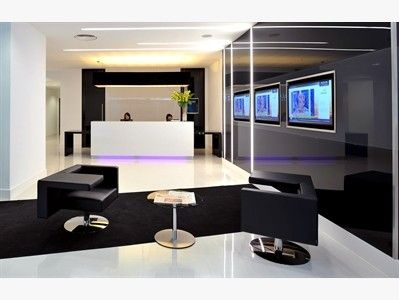 Good Luxury Welcoming And Impressive Lobby Area Interior Design Of Wanford Court  Office In London
