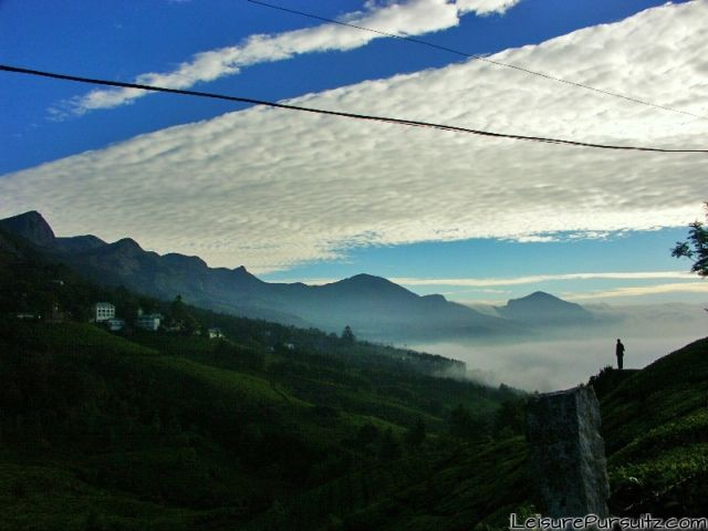 Dawn at Chinnakanal