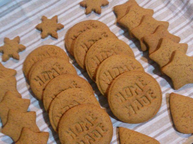 Gingerbread cookies όλες τις εποχές