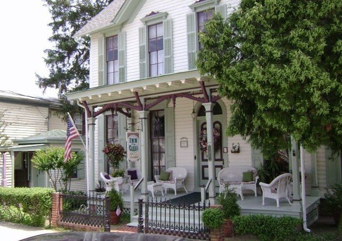 4 Inn At The Canal Chesapeake City Chesapeake City Stay Overnight Places
