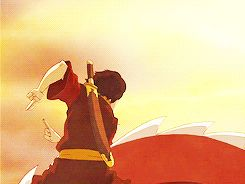 Aang zuko avatar the last airbender the firebending masters Ran and Shaw