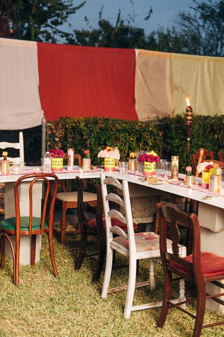 29 best indie backyard wedding images on pinterest mismatched